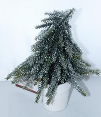 tannenbaum weihnachtsbaum aus glas porzellan holz. Black Bedroom Furniture Sets. Home Design Ideas
