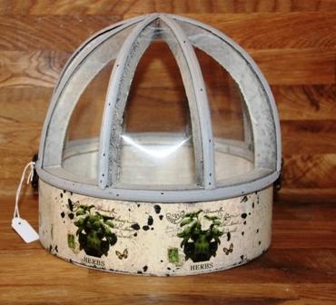 kr utergarten haus gew chshaus herbs rund ca 21 cm. Black Bedroom Furniture Sets. Home Design Ideas