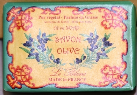 Seife Savon Olive - 100 g Le Blanc France