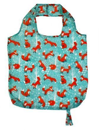 "Tasche Roll-Up ""Foraging Fox""  Ulster Weavers"